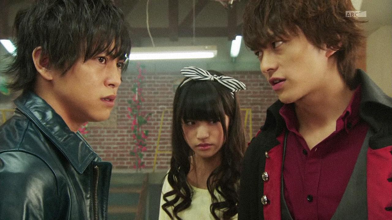 Kouta, Mai and Kaito, Gaim episode 33